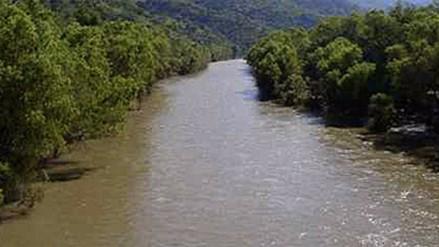 Video: desapación misteriosa de un caudaloso río conmociona en México