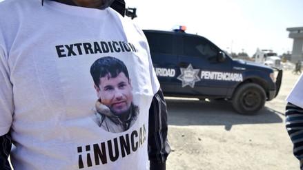 'El Chapo' Guzmán pide acelerar su extradición a Estados Unidos