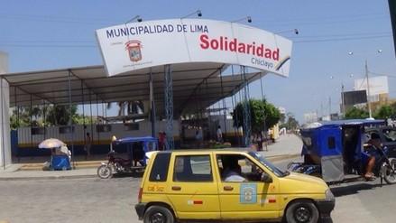Hospital de la Solidaridad tiene 18 días para dejar Paseo de los Héroes de Chiclayo