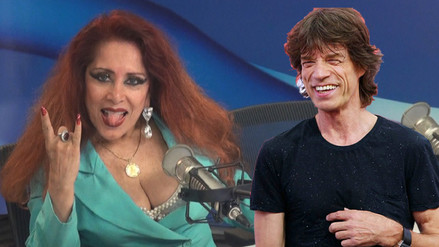 Monique Pardo hace 8 revelaciones íntimas sobre Mick Jagger