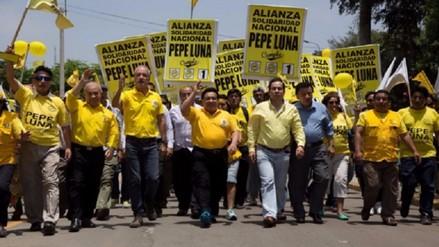 Solidaridad Nacional confía en que Nano Guera hará