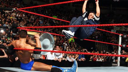YouTube: Shane McMahon y sus intervenciones más extremas en la WWE