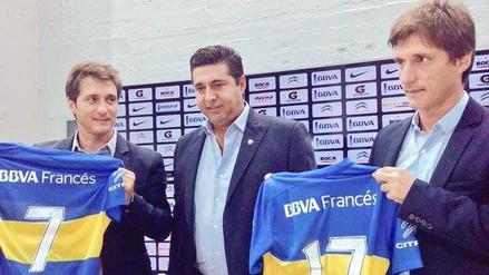 Facebook: Guillermo Barros Schelotto asumió como entrenador de Boca Juniors