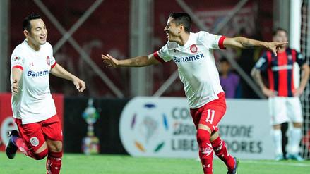 YouTube: Toluca con Christian Cueva empató 1-1 con San Lorenzo por la Copa