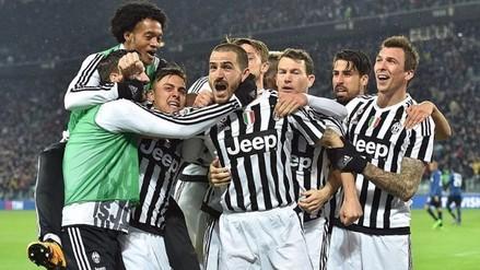 Juventus avanzó a final de la Copa Italia tras vencer en penales al Inter de Milan
