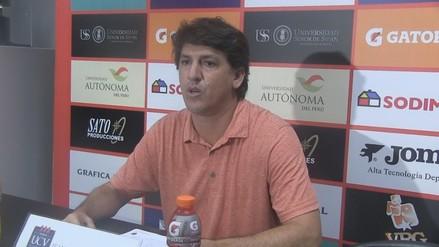César Vallejo: Critican a Franco Navarro por exigir su dinero