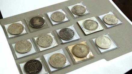 Perú recibió monedas coloniales y republicanas recuperadas en Argentina