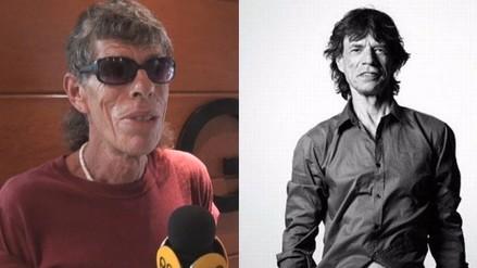 The Rolling Stones: conoce al doble de Mick Jagger