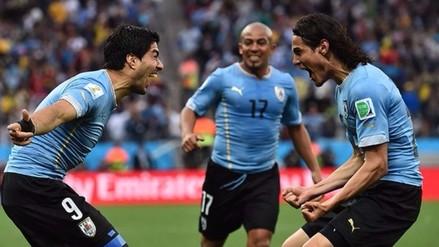 Uruguay vs. Perú: Luis Suárez y Edison Cavani encabezan lista 'charrúa' para Eliminatorias