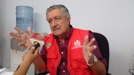 Willy Serrato pide renuncia de presidente del Jurado Electoral Especial de Chiclayo