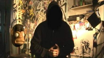 Una investigación sostiene haber descubierto la identidad del grafitero Banksy