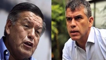 Candidatos congresales se pronuncian sobre inhabilitación de Acuña y Guzmán