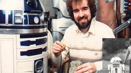 Star Wars: muere Tony Dyson, quien construyó a R2D2