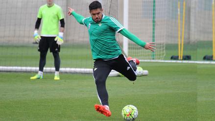 Juan Vargas volvió a aparecer en el once ideal de la Liga BBVA 2015-16