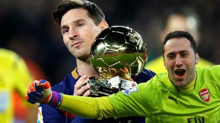 Barcelona vs. Arsenal: Lionel Messi y el reto de vencer al portero David Ospina