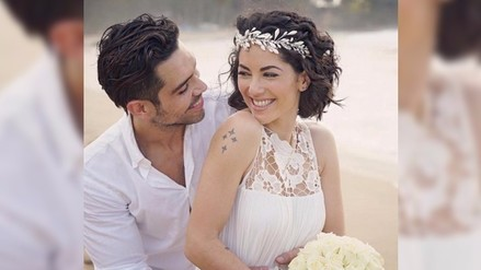 Bárbara Mori: aparecen fotos inéditas de su boda
