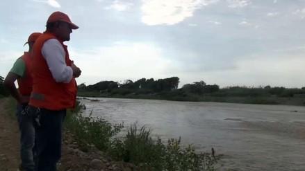 Pobladores preocupados ante posible desborde del río Moche