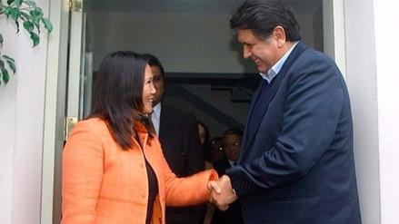 ¿Por qué presentaron tachas contra Keiko Fujimori y Alan García?
