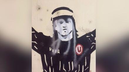 Universitario: dañan murales del club en concierto de los Rolling Stones