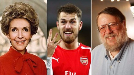 Arsenal: Aaron Ramsey anotó y fallecieron Nancy Reagan y Ray Tomlinson