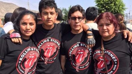 The Rolling Stones: fanáticos cada vez más cerca de Estadio Monumental
