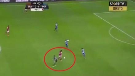 Twitter: Iker Casillas protagonizó terrible blooper en derrota del Porto