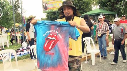 The Rolling Stones: así quedaron los alrededores del Monumental