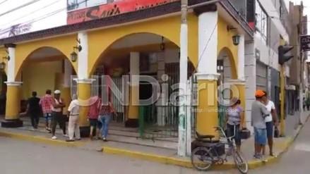 Pacasmayo: militar asesina a balazos a su enamorada, y luego se suicida