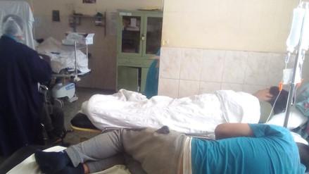 Cuatro heridos dejó accidente de tránsito en vía Paucartambo - Cusco