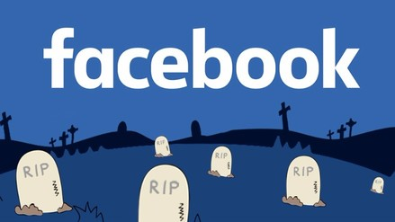 Facebook se convertirá en el mayor cementerio virtual del mundo