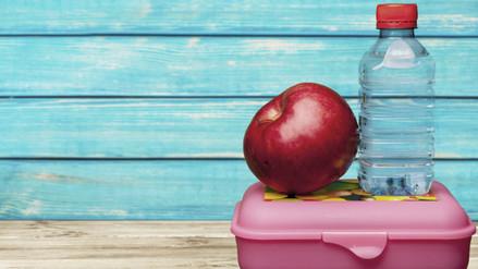 ¿Qué frutas son las mejores para la lonchera escolar?