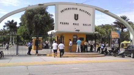 JEECh solicitó a UNPRG validar títulos de candidatos al Congreso