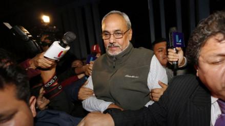 FIFAGate: Poder Judicial decidirá en 5 días extradición de Manuel Burga a EEUU