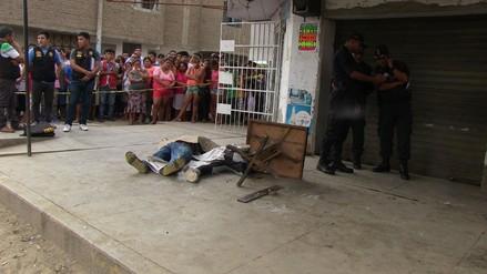 Trujillo: dos muertos y dos heridos deja ataque de sicarios