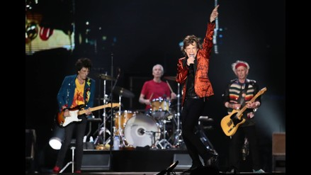 Yotube: The Rolling Stones cerró concierto en Lima con Satisfaction