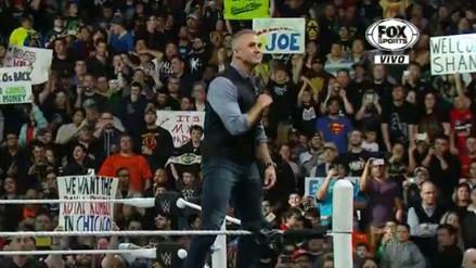 WWE: Shane McMahon dejó sin habla a su papá y demostró que está en buena forma
