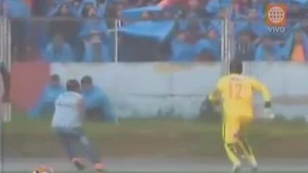 UTC vs. Alianza Lima: Leao Butrón correteó a recogebolas en Cajamarca