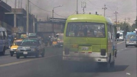 Así está el Perú: respirar gases tóxicos equivale a fumar dos cigarrillos