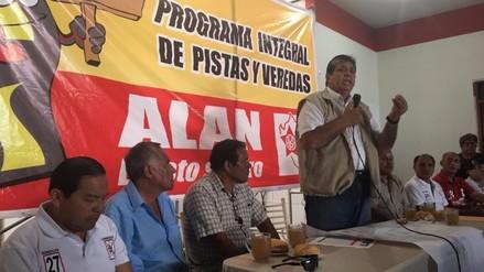 """García: """"Guzmán ha demostrado incapacidad para inscribir su candidatura"""""""