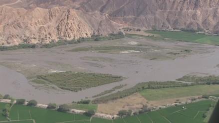 Enrocarán río Chicama e instan retirar a pobladores de quebradas