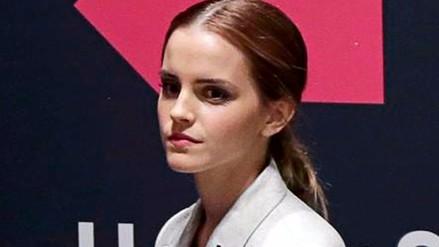 Emma Watson reveló que fue víctima del sexismo