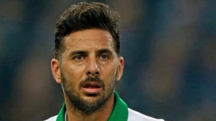 Claudio Pizarro: Rafinha promete anularlo en el Bayern Munich - Werder Bremen