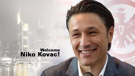 Facebook: Carlos Zambrano será dirigido por Niko Kovac en Eintracht Frankfurt