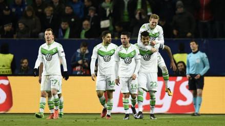 Wolfsburgo venció al Gent con gol de Schürrle y avanzó a cuartos de Champions League
