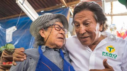 """Alejandro Toledo: """"Mi mayor rival político fue Alberto Fujimori"""