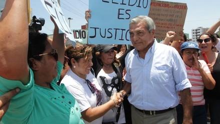 """Elidio Espinoza: """"Somos inocentes y no sabemos de qué se nos acusa"""""""
