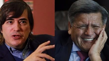 El sólido Acuña: Jaime Bayly le dedicó un poema al candidato de APP