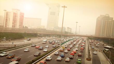 Vivir cerca a una carretera aumenta el riesgo de morir por un paro cardiaco