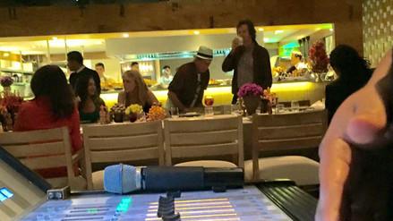The Rolling Stones: así fue su cena privada en Lima