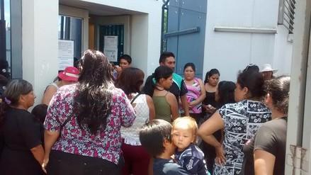Chimbote: familiares reclaman en la morgue cuerpo de joven ahogado